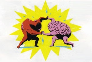 The Mind Vs. The Heart