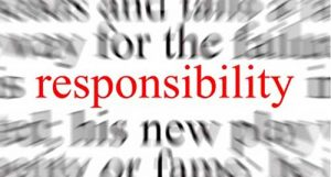 Responsibility and Irresponsibility