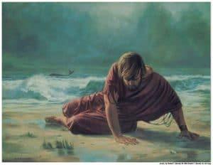 Jonah's Backstory