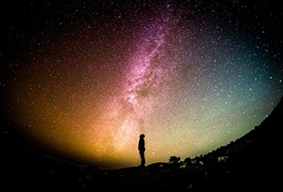 God's Sovereignty: Me and the Milky Way